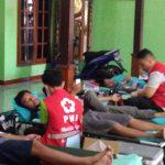 Hindari Ego Sektoral Karangtaruna, Prasetya Muda Adakan Donor Darah
