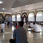 Sholat Idul Fitri Masjid Jabalul Khoir Khusyuk