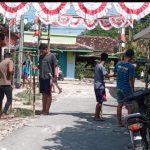 Peduli Virus Covid-19, Warga Desa Kemadu Sambut Hari Raya Idhul Fitri Taati Aturan Pemerintah