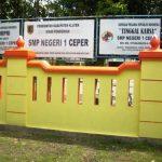 """SMPN 1 Ceper Klaten, Menyiapkan Pembelajaran """"Normal Baru"""" di Masa Pandemi Covid 19"""
