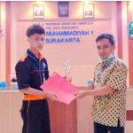 SMK Muhammadiyah 1 Surakarta Raih Juara 1 Kategori Welding